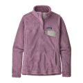 Verbena Purple - Verbena Purple X-Dye - Patagonia - Women's Re-Tool Snap-T Pullover