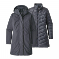 Smolder Blue - Patagonia - Women's Tres 3-in-1 Parka