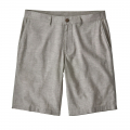 Chambray: Feather Grey - Patagonia - Men's Back Step Shorts - 10 in