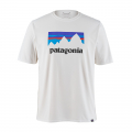 Shop Sticker: White - Patagonia - Men's Cap Cool Daily Graphic Shirt