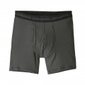 Forge Grey - Patagonia - Men's Essential Boxer Briefs - 6 in.