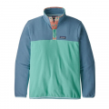 Light Beryl Green - Patagonia - Men's Micro D Snap-T P/O
