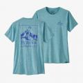 Ridgeline Runner: Iggy Blue - Patagonia - Women's Cap Cool Daily Graphic Shirt