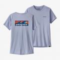 Boardshort Logo: Beluga X-Dye - Patagonia - Women's Cap Cool Daily Graphic Shirt