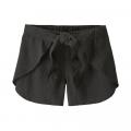 Whole Weave: Ink Black - Patagonia - Women's Garden Island Shorts