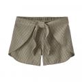 Checkers: Pumice - Patagonia - Women's Garden Island Shorts