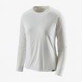 White - Patagonia - Women's L/S Cap Cool Daily Shirt