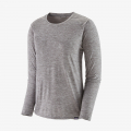 Feather Grey - Patagonia - Women's L/S Cap Cool Daily Shirt