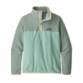 Gypsum Green - Patagonia - Women's Micro D Snap-T Pullover