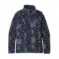 Quilty Big: New Navy - Patagonia - Women's Micro D Snap-T Pullover