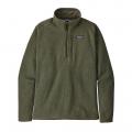 Industrial Green - Patagonia - Men's Better Sweater 1/4 Zip