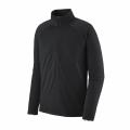 Black - Patagonia - Men's Cap MW Zip Neck