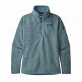 Berlin Blue - Patagonia - Women's Better Sweater 1/4 Zip