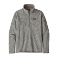 Birch White - Patagonia - Women's Better Sweater 1/4 Zip