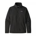 Black - Patagonia - Women's Better Sweater 1/4 Zip