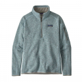 Hawthorne Blue - Patagonia - Women's Better Sweater 1/4 Zip