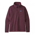 Light Balsamic - Patagonia - Women's Better Sweater 1/4 Zip