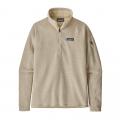 Oyster White - Patagonia - Women's Better Sweater 1/4 Zip