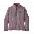 Hazy Purple - Patagonia - Women's Better Sweater 1/4 Zip