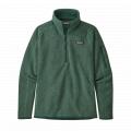 Regen Green - Patagonia - Women's Better Sweater 1/4 Zip