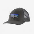 Forge Grey - Patagonia - P-6 Logo LoPro Trucker Hat