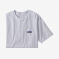 White - Patagonia - Men's P-6 Label Pocket Responsibili-Tee