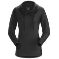 Charcoal - Arc'teryx - Varana LS Shirt Women's