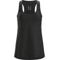 Black/Black - Arc'teryx - Prelles Tank Women's