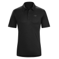 Black - Arc'teryx - Pelion Polo Men's