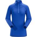 Somerset Blue - Arc'teryx - Satoro AR Zip Neck LS Women's