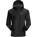 Black - Arc'teryx - Alpha SV Jacket Men's