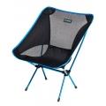 Black - Big Agnes - Chair One-Swedish Blue