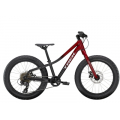 Rage Red to Dnister Black Fade - Trek - Roscoe 20