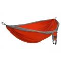 Orange/Grey - Eagles Nest Outfitters - DoubleDeluxe Hammock