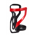 Matte Black/Flo Red - Specialized - Zee Cage II Right DT