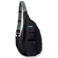 Black - KAVU - Rope Bag