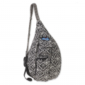 Black Batik - KAVU - Mini Rope Bag