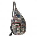 Pattern Stack - Kavu - Mini Rope Bag