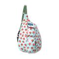 Strawberry Patch - KAVU - Mini Rope Bag