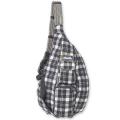 Oatmeal - KAVU - Plaid Rope Bag
