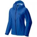 Bright Island Blue - Mountain Hardwear - Women's Finder Jacket