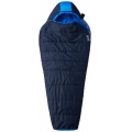 Collegiate Navy - Mountain Hardwear - Bozeman Flame Sleeping Bag - Long