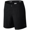 Black - Mountain Hardwear - Women's Right Bank Short