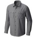 Manta Grey - Mountain Hardwear - Men's Canyon Long Sleeve Shirt