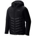 Black - Mountain Hardwear - Men's Supercharger Insulated Jacket
