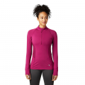 Divine - Mountain Hardwear - Women's Ghee Long Sleeve 1/4 Zip