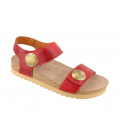 Red - Taos - Women's Luckie