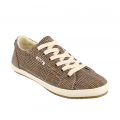 Brown Plaid - Taos - Women's Star
