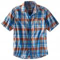 Azure - Mountain Khakis - Men's Tomahawk Madras Shirt