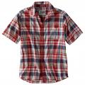 Engine Red - Mountain Khakis - Men's Tomahawk Madras Shirt